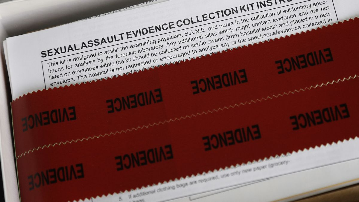 State of Florida clears backlog if thousands of 'rape kits'