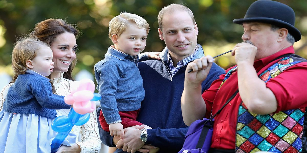 Prince William opens up about the 'struggles' of parenting