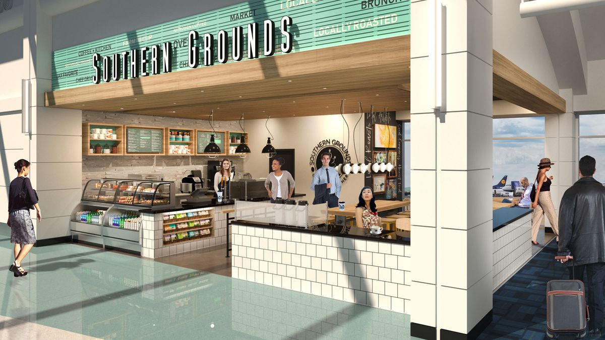 Southern Grounds, BurgerFi to come to Jacksonville International Airport