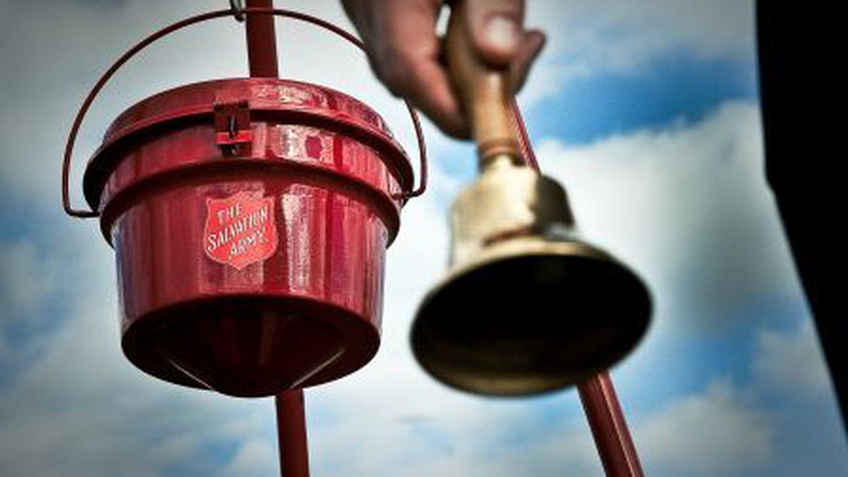 Salvation Army needs more than double the help for the holidays this year