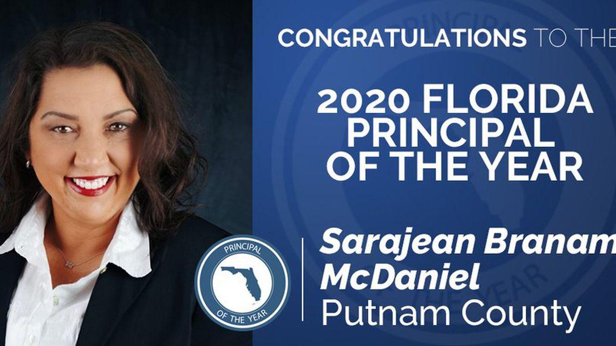 Putnam County: Moseley Elementary School principal named Florida 'Principal of the Year'
