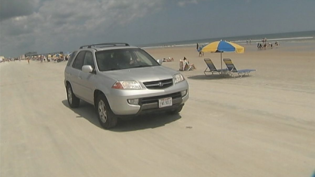 Nassau County suspends driving on county beaches