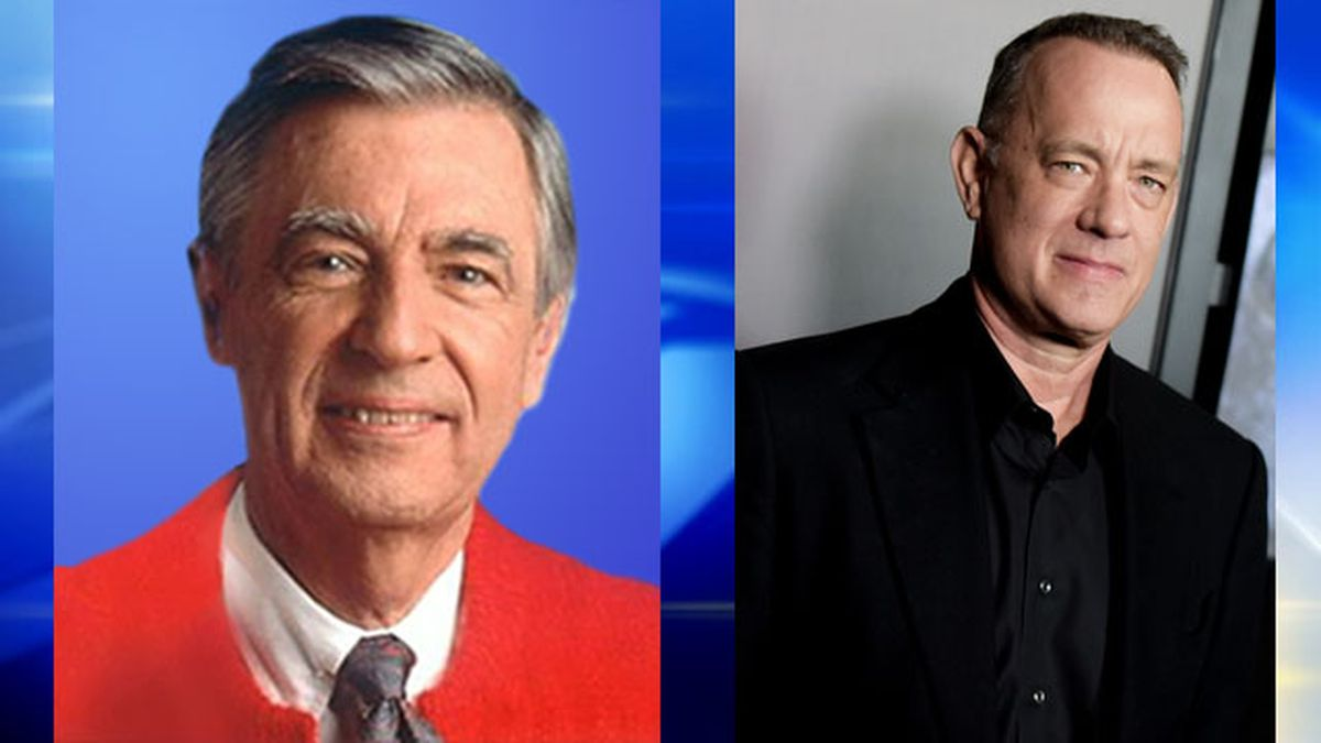 Tom Hanks To Play Mr Rogers In Movie Based On His Life