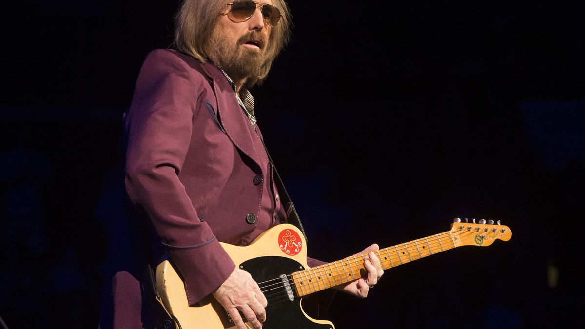 Here comes Tom Petty historical marker
