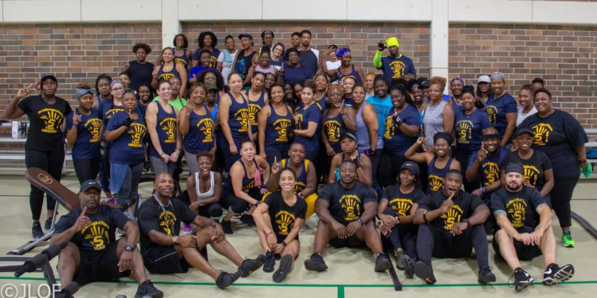 Jacksonville organization offers community free workout classes: Justice League of Fitness