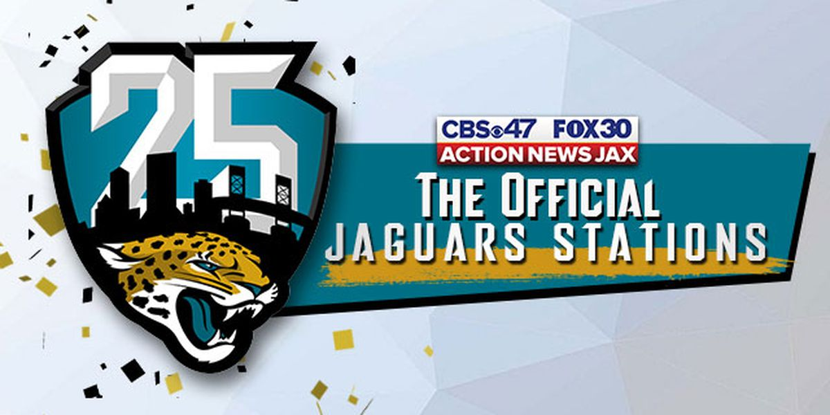 CBS47 and FOX30 announce 4-year agreement to remain Official Stations of the Jacksonville Jaguars