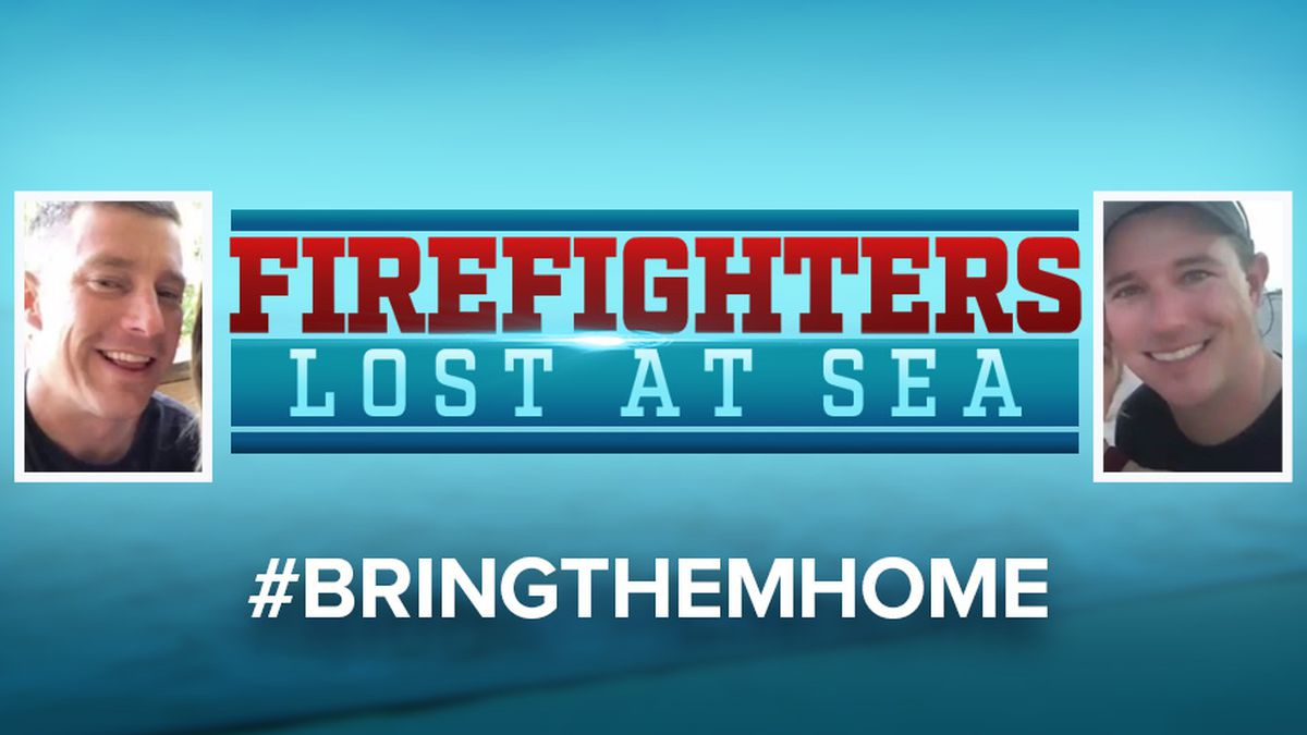 How to help in the search for missing firefighters lost at sea off Florida Coast