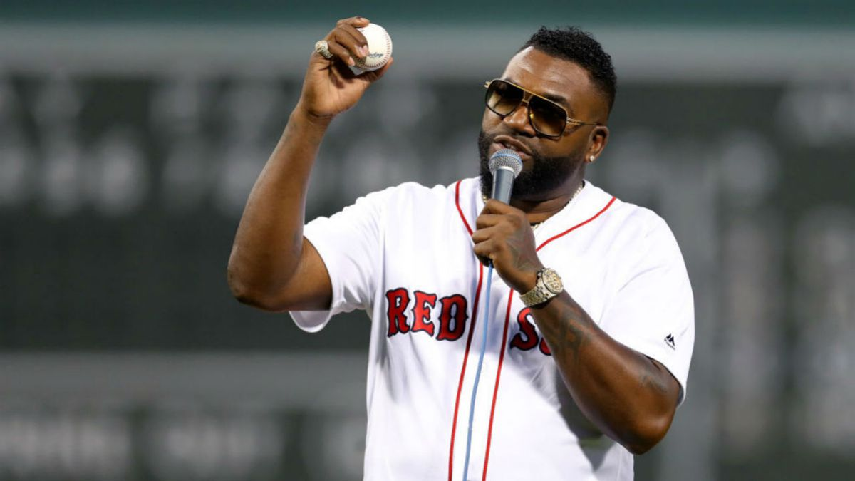 David Ortiz talks publicly for first time after being shot in Domincan Republic