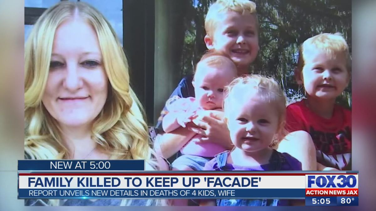 Timeline of murders: Suspect Michael Jones accused of killing wife and 4 children