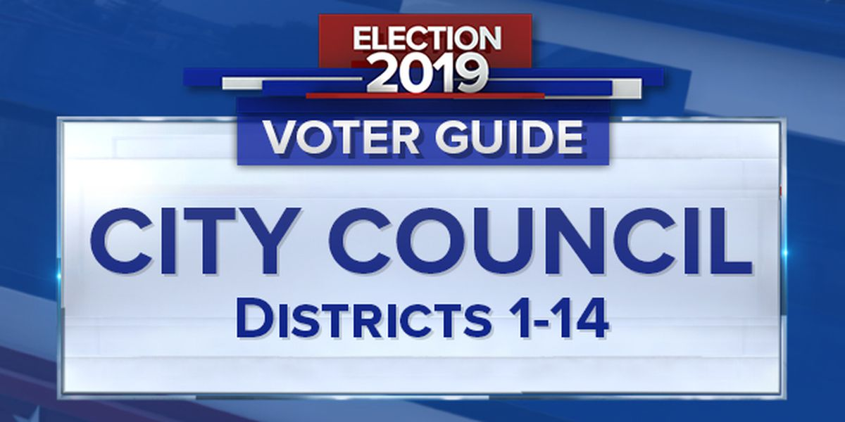 Get to know the candidates: Jacksonville City Council Districts 1-14