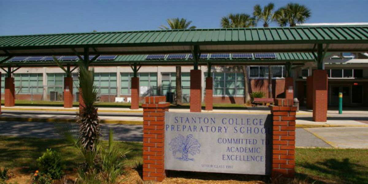 5 signs you went to Stanton College Preparatory School