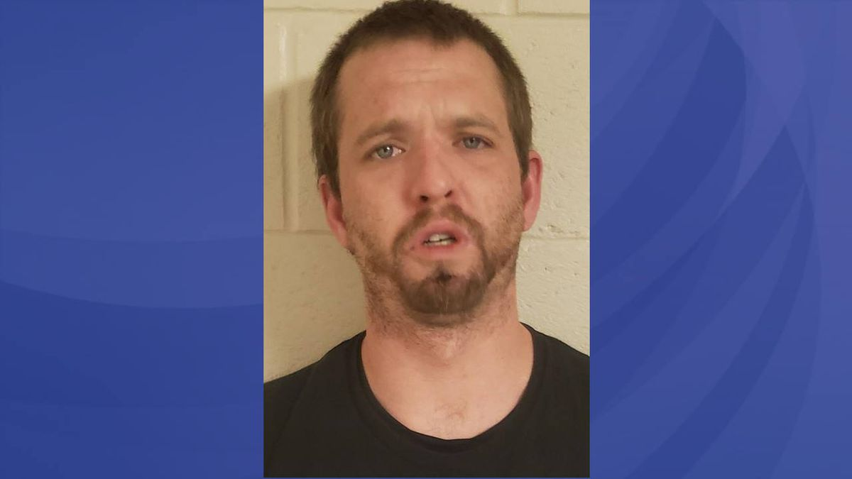 Kentucky man arrested three times in four days, deputies say