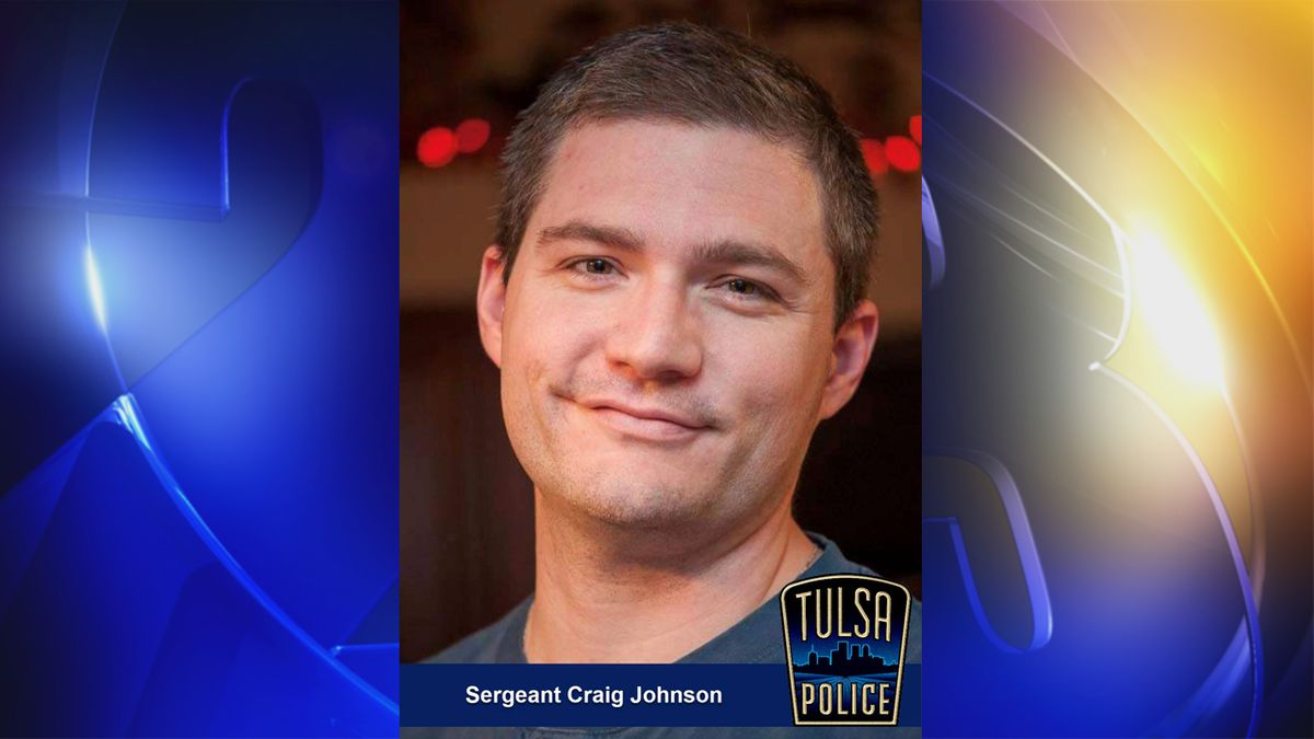 Tulsa police sergeant dies after being shot during traffic stop