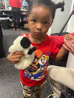 UPDATE: Parents of child found off Emerson St. identified