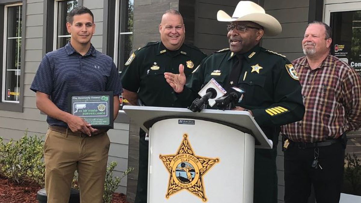 Local businesses work with the Clay County Sheriff's Office to stop crime