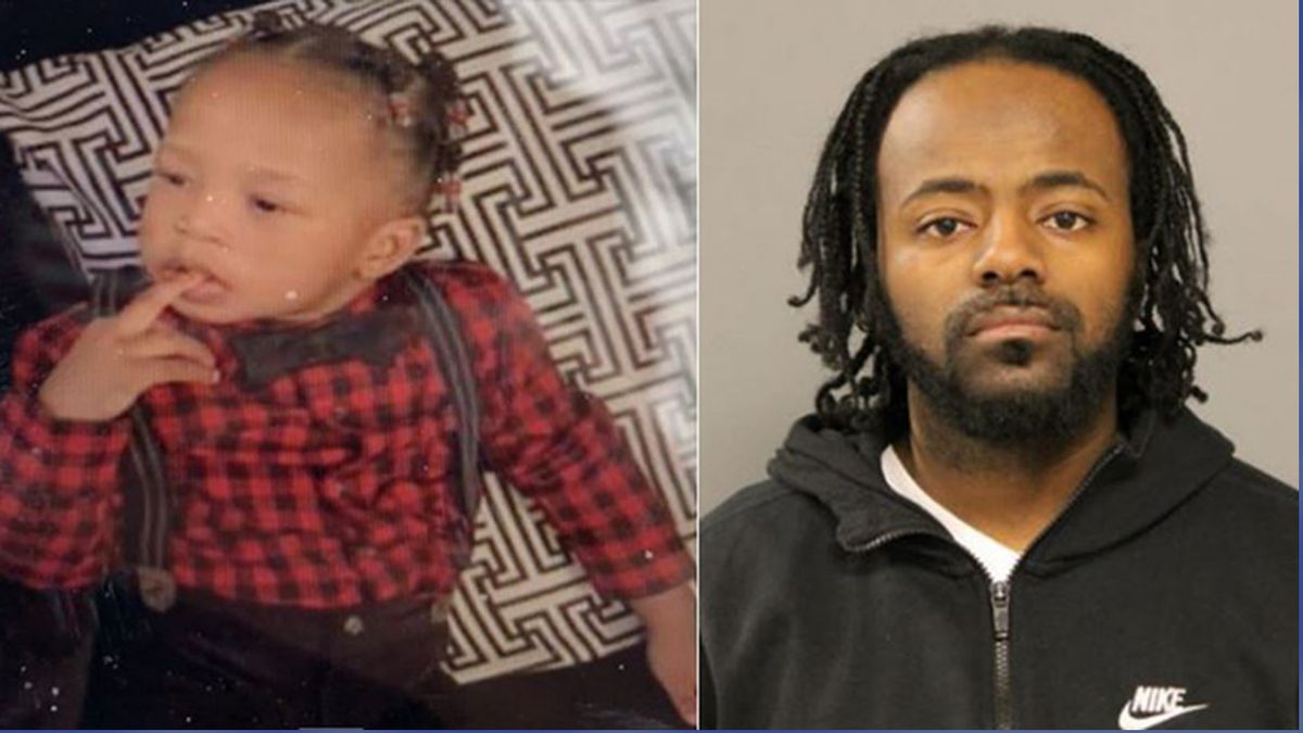 Chicago-area toddler found safe after double homicide; suspect at large