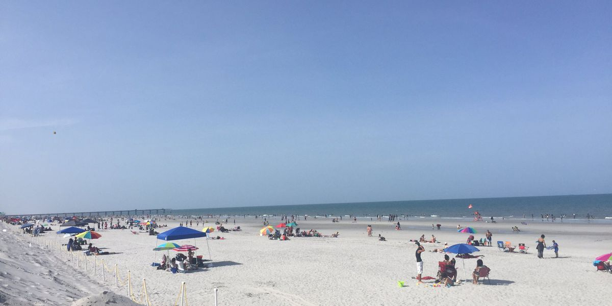 Jacksonville Beach lifeguards kept busy over holiday weekend
