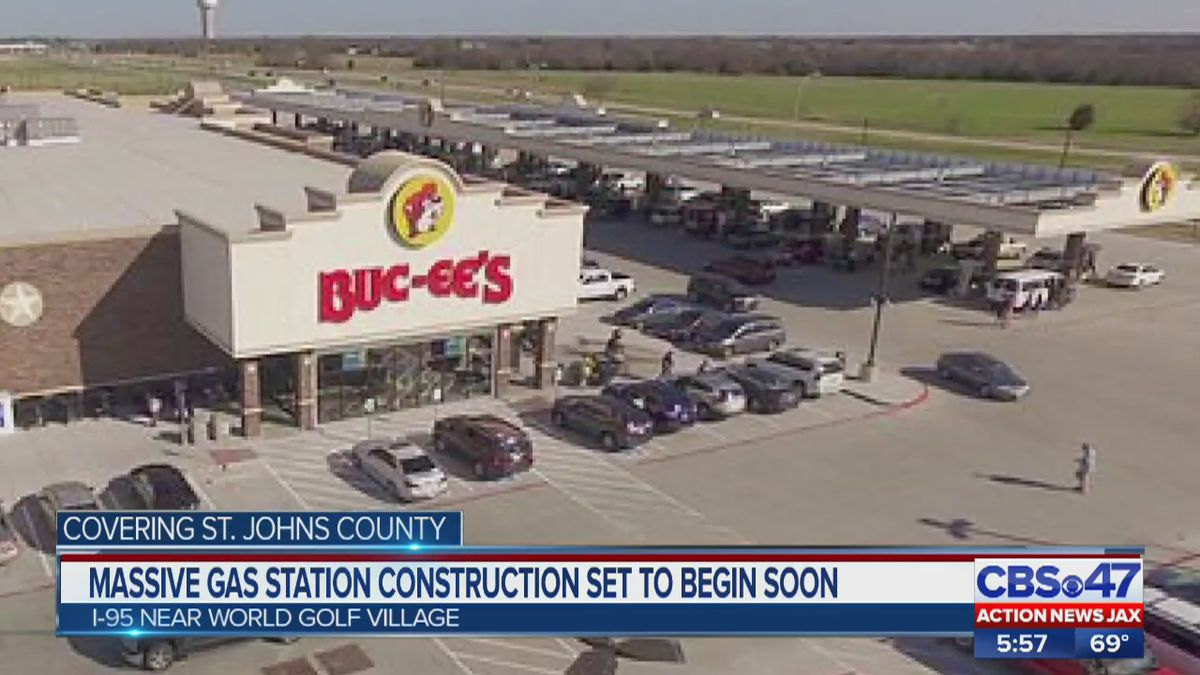 HIRING: New gas station accepting applications [#Bucees]