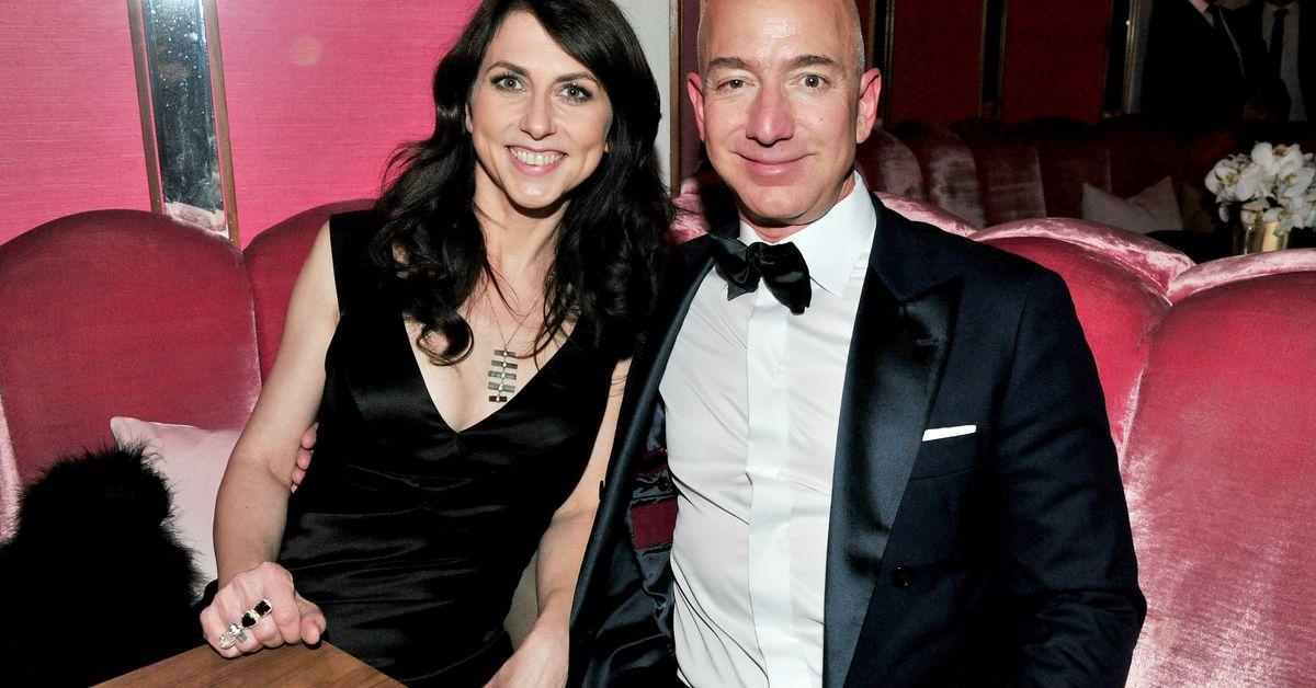 MacKenzie Scott, ex-wife of Amazon's Jeff Bezos, donates $1.7 billion to nonprofits