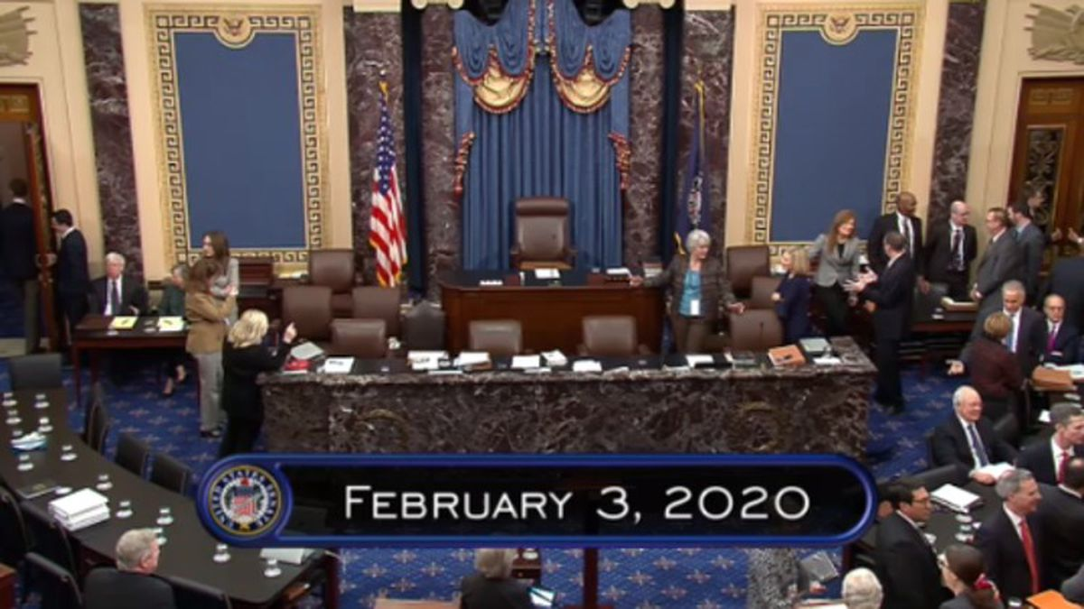 Democrats mince no words in calling for Senate to convict Trump