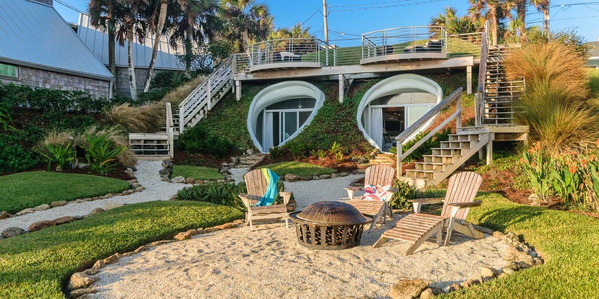 Photos: Famous Atlantic Beach Dune House up for sale