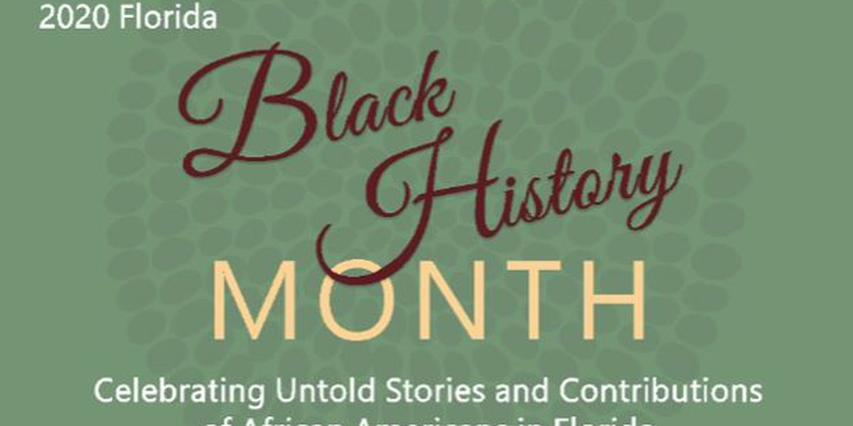 Florida 2020 Black History Month theme and student contests announced