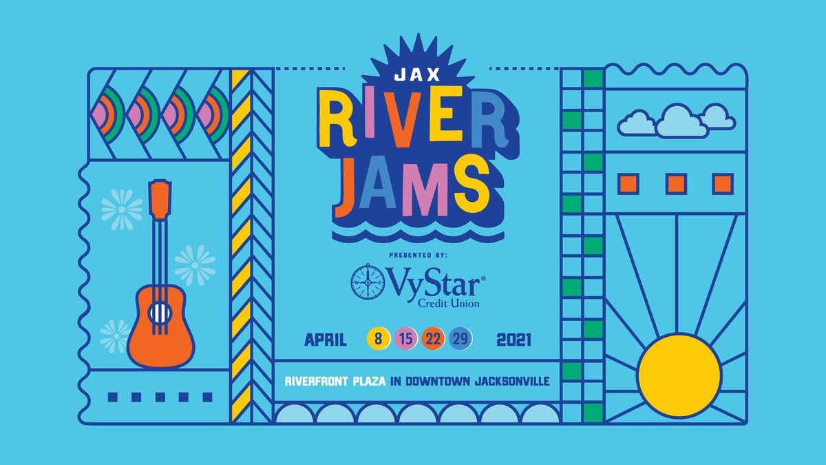 Jax River Jams concert series lineup announced