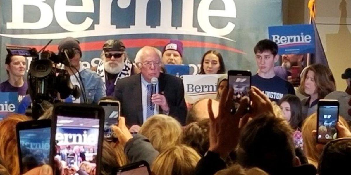 Sanders still the New Hampshire favorite as Buttigieg, Klobuchar show momentum