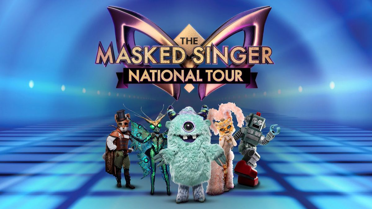 The Masked Singer tour coming to Jacksonville