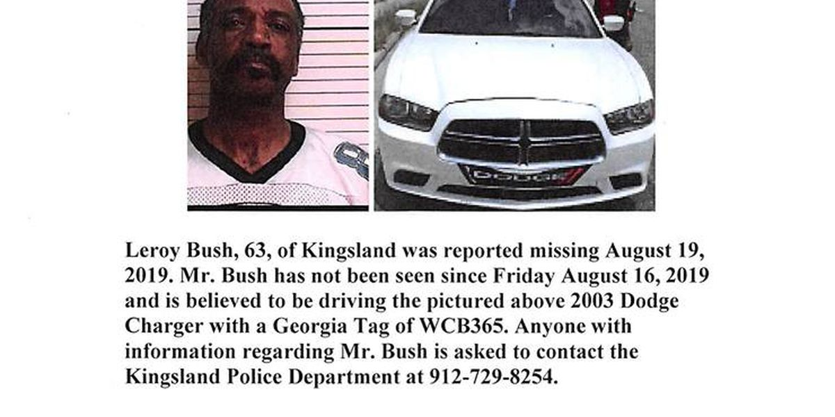 Kingsland Police searching for man last seen Friday
