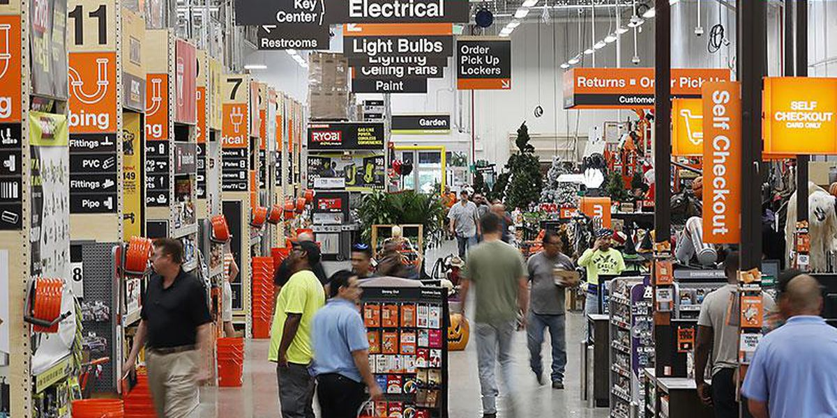 Home Depot looking to fill 80,000 jobs nationwide