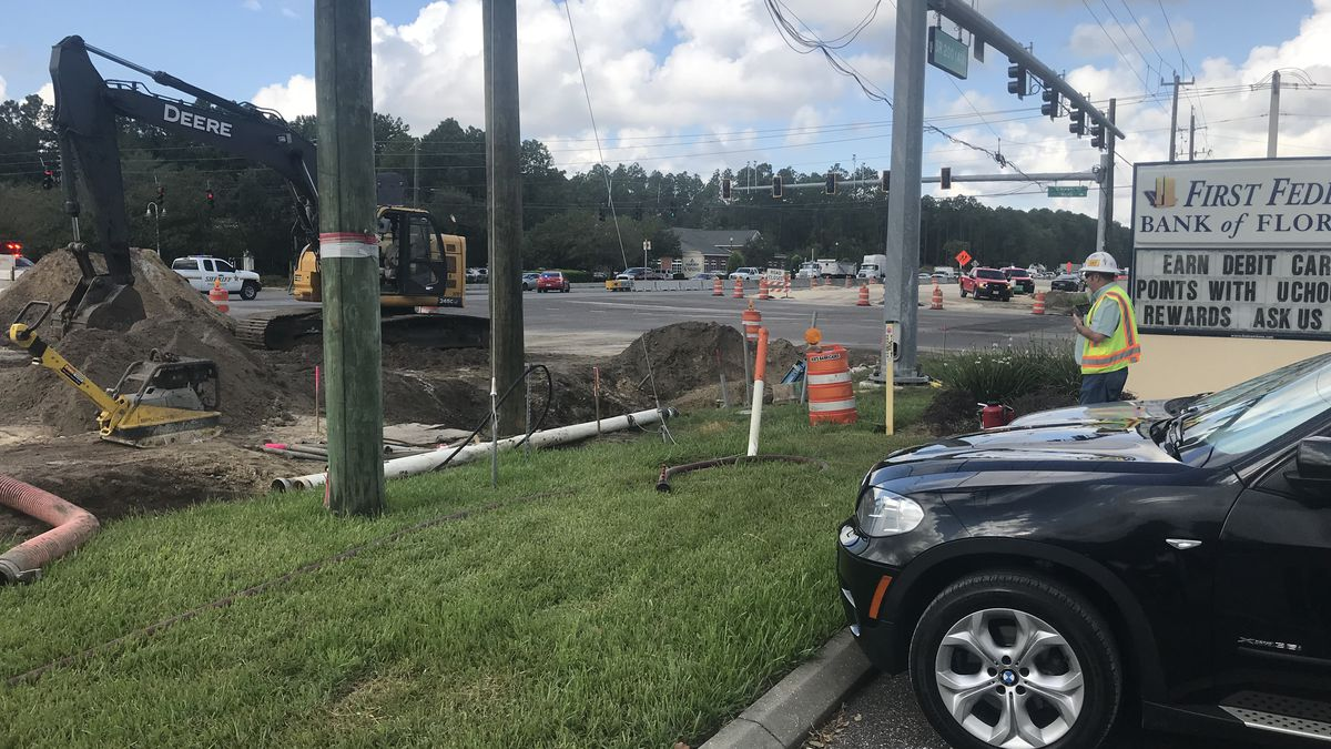 Gas leak in Yulee prompts shelter in place notice near Chester Rd. and SR 200