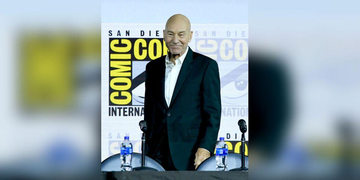 'Picard' trailer premieres at Comic-Con 2019