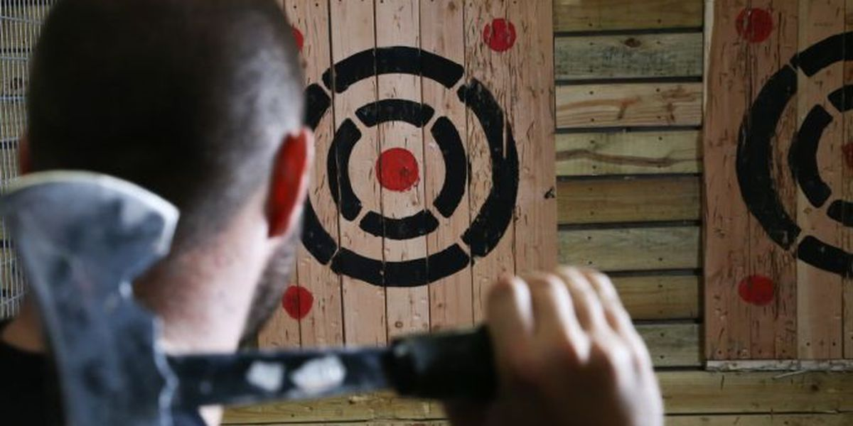 Five Jacksonville axe throwers to compete in World Axe Throwing League's 2019 World Championship