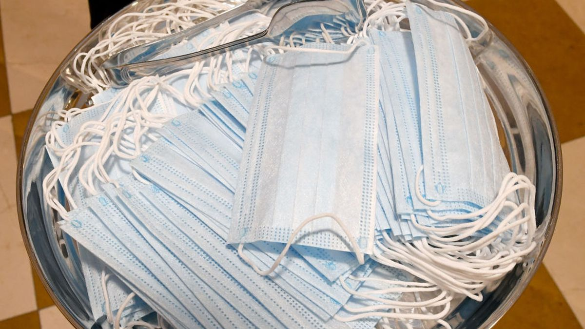 FEDERAL TRADE COMMISSION: Face mask exemption cards not issued from government