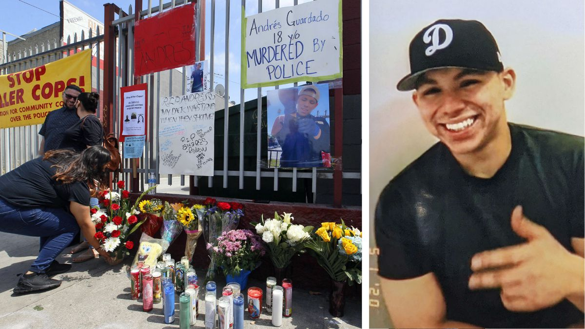 LA county officials demand independent probe into deputy's killing of 18-year-old security guard