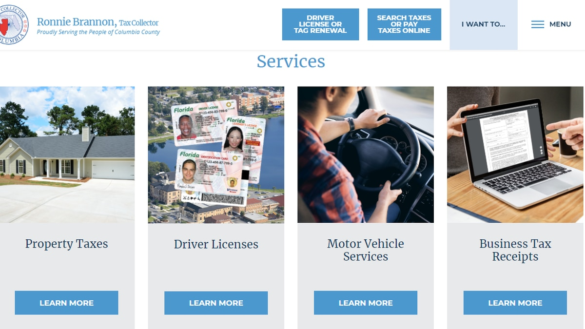 Columbia County: How to schedule appointment for driver license, concealed weapon services