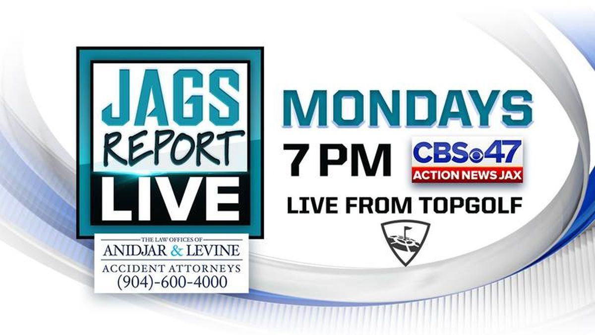 Watch Jags Report Live on CBS47 on Mondays at 7 p.m.