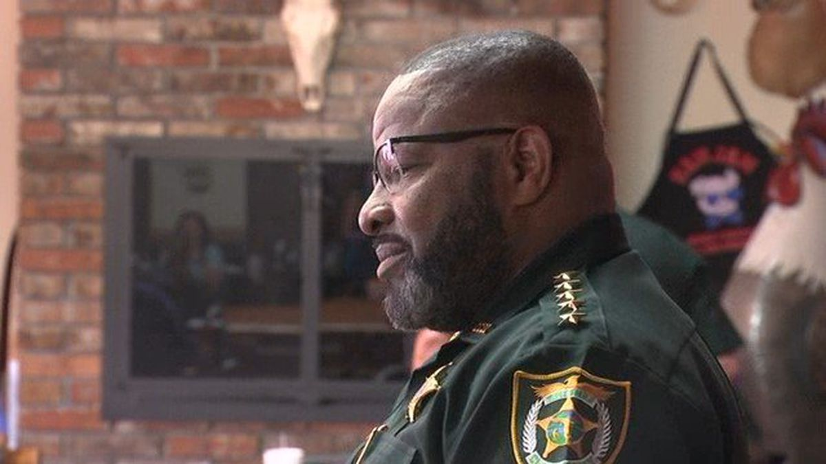Clay County Sheriff Darryl Daniels files to run for reelection