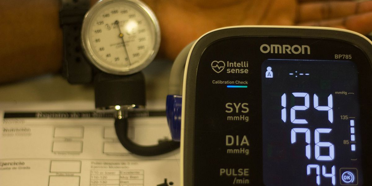 High blood pressure at doctor's office could mean higher risk for heart disease death, study finds