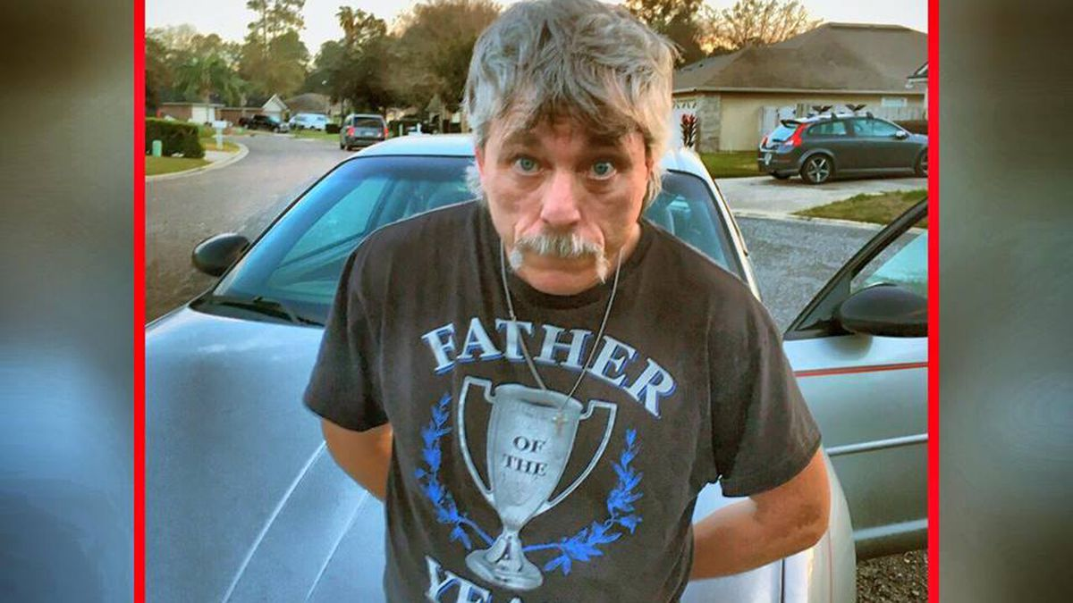 Florida deputies arrest man wearing 'Father of the Year' shirt in Clay County
