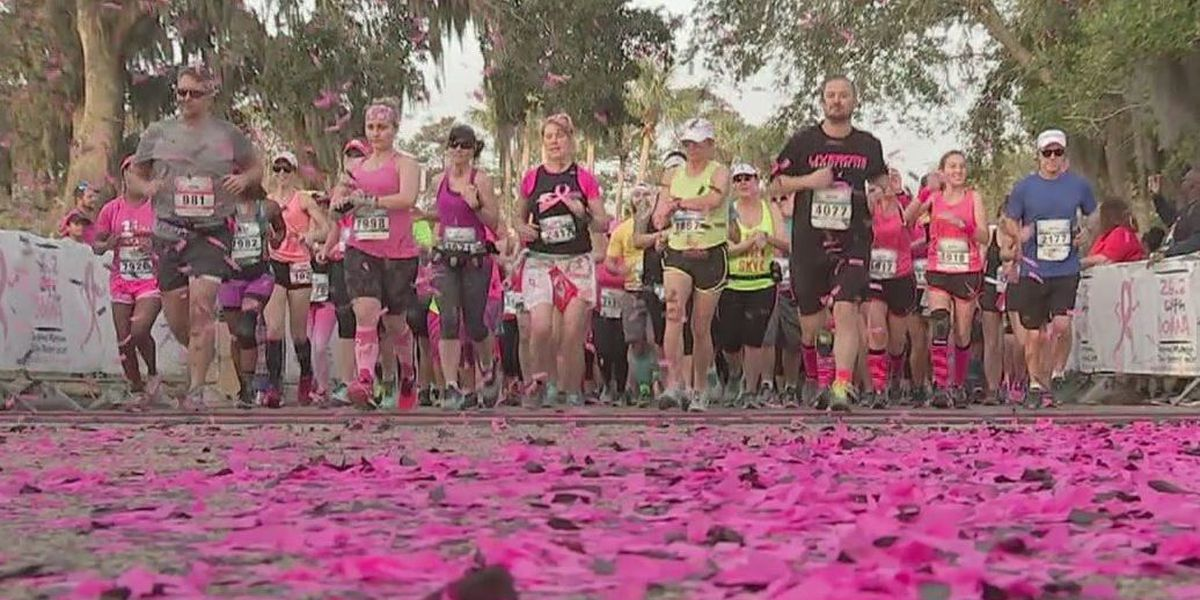 Annual Donna Marathon to end breast cancer is on Sunday; here's what you need know