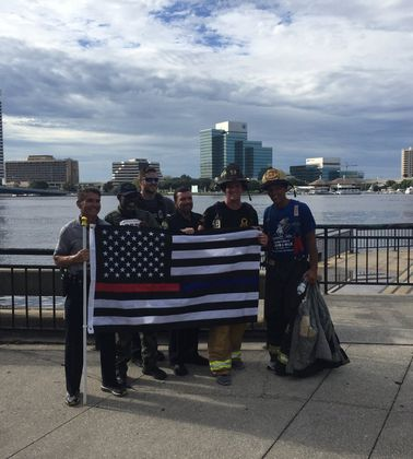 First responders honored in Tunnel to Towers 5K in Jacksonville