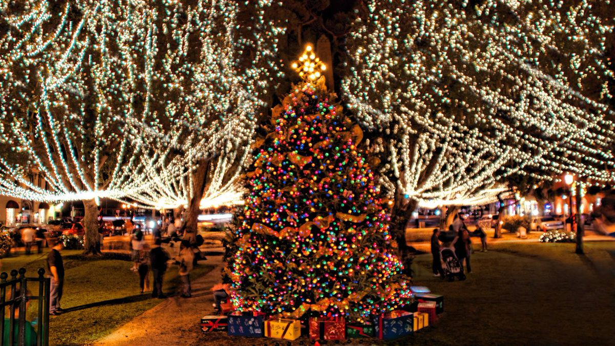 St. Augustine's Nights of Lights will begin earlier this year