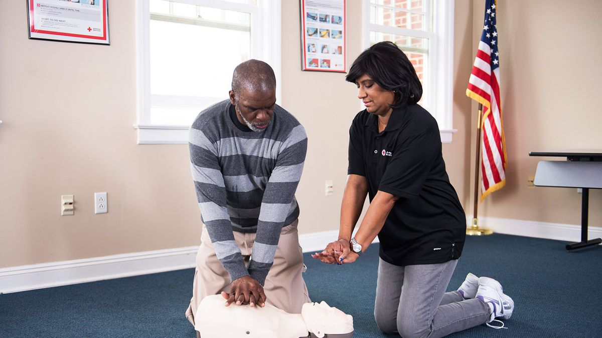 American Red Cross: Training, certification opportunities