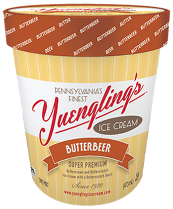 Yuengling Ice Cream introduces Butter Beer flavor for 'Harry Potter' fans