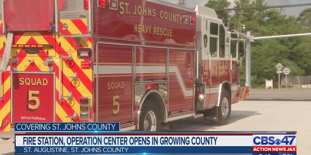 St. Johns County Fire Rescue developing master plan to guide future growth
