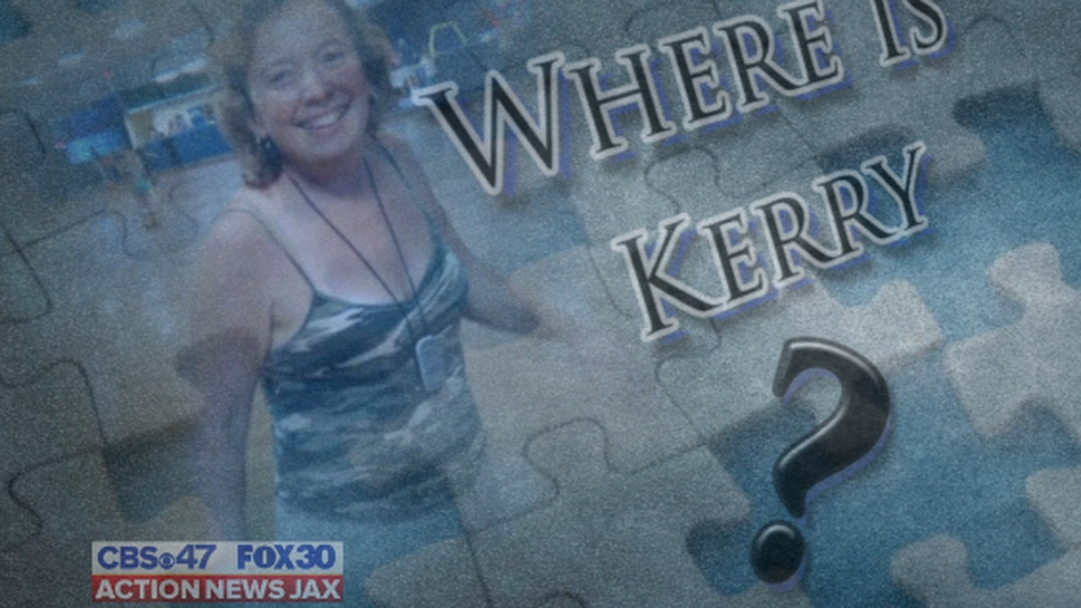 Investigative focus on Kerry Jones' car in disappearance