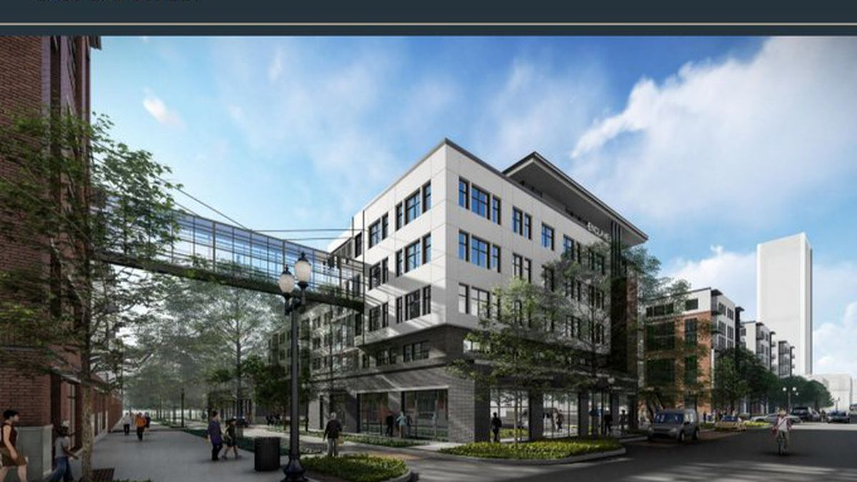 Jacksonville's Downtown Investment Authority approves Ford on Bay development