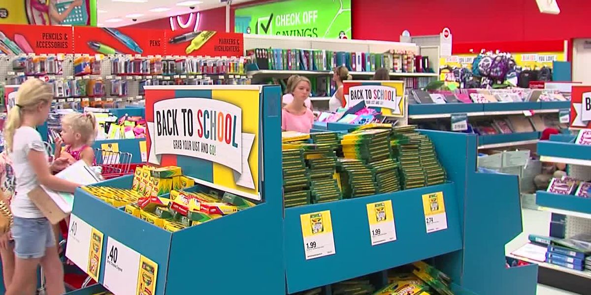 Back to school: School supply lists for Duval, surrounding counties